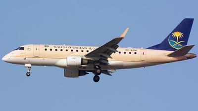 A picture of HZAEM - Embraer E170LR - [17000155] - © Jeremy Denton