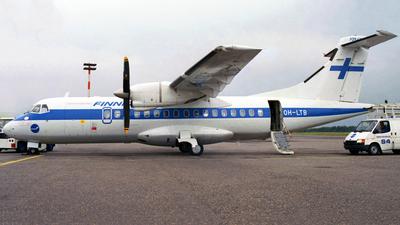 OH-LTB - ATR 42-300 - Finnair