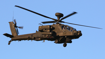 ZJ186 - Westland Apache AH.1 - United Kingdom - Army Air Corps