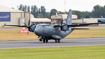 06 - Alenia C-27J Spartan - Lithuania - Air Force