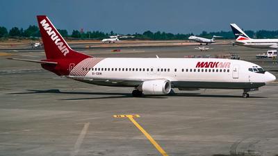 EI-CEW - Boeing 737-4Y0 - Markair