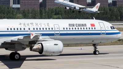 B-6961 - Airbus A321-213 - Air China