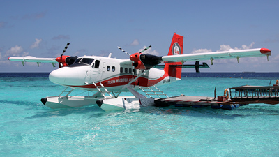 8Q-MAN - De Havilland Canada DHC-6-300 Twin Otter - Maldivian Air Taxi