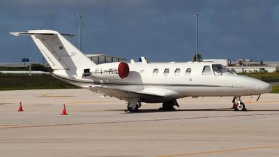 PT-MIL - Cessna 525 CitationJet 1 - Private
