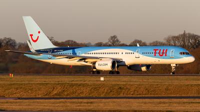 G-CPEV - Boeing 757-236 - TUI