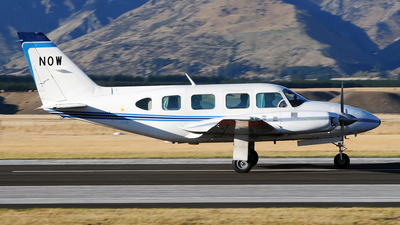 ZK-NOW - Piper PA-31-325 Navajo C/R - Private