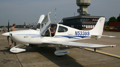 N5338S - Cirrus SR20 - Private
