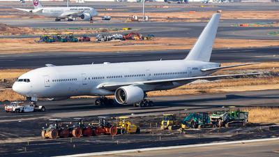 A picture of JA8984 - Boeing 777246 - [27651] - © EvanescoXu