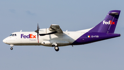 EI-FXB - ATR 42-300(F) - FedEx Feeder (Air Contractors)