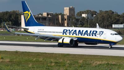 EI-EFX - Boeing 737-8AS - Ryanair