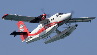 8Q-TME - De Havilland Canada DHC-6-300 Twin Otter - Trans Maldivian Airways