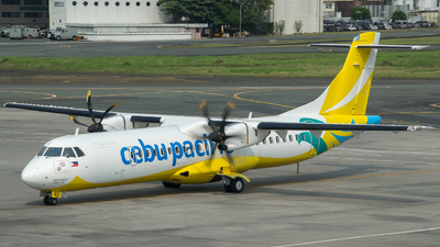 RP-C7282 - ATR 72-212A(600) - Cebu Pacific Air