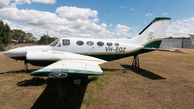 A picture of VHEQZ - Cessna 421C - [421C285] - © luke.priestley