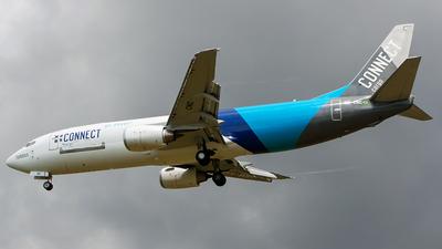 PR-CNC - Boeing 737-4Q3(SF) - Connect Linhas Aéreas