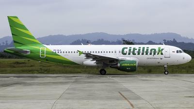 PK-GLS - Airbus A320-214 - Citilink