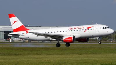 A picture of DABZA - Airbus A320216 - [3532] - © Chris Jilli