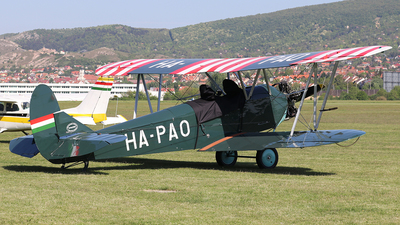 HA-PAO - Polikarpov PO-2 - Goldtimer Foundation