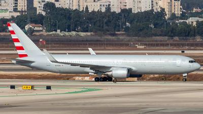 N392AN - Boeing 767-323(ER)(BDSF) - Cargo Aircraft Management