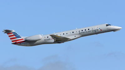 A picture of N675AE - Embraer ERJ145LR - American Airlines - © DJ Reed - OPShots Photo Team