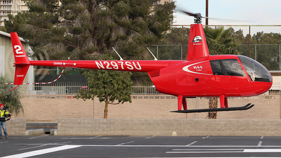 N297SU - Robinson R44 Cadet - Private