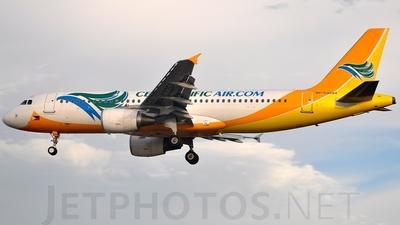 RP-C3264 - Airbus A320-214 - Cebu Pacific Air