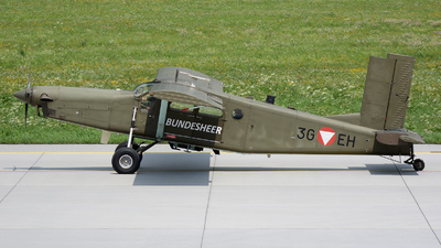 3G-EH - Pilatus PC-6/B2-H2 Turbo Porter - Austria - Air Force
