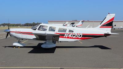 N41210 - Piper PA-32-300 Cherokee Six - Private