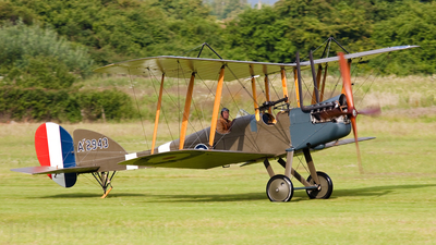 ZK-TFZ - Royal Aircraft Factory BE.2b - Private