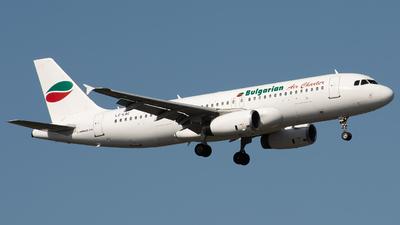 LZ-LAC - Airbus A320-231 - Bulgarian Air Charter (BAC)