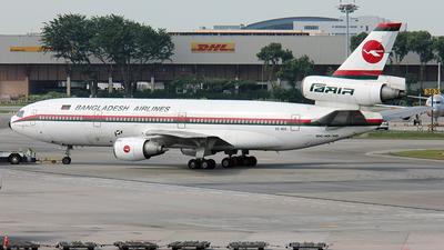 S2-ACO - McDonnell Douglas DC-10-30 - Biman Bangladesh Airlines