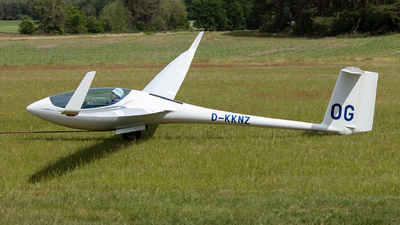 D-KKNZ - Schleicher ASG-29 - Private