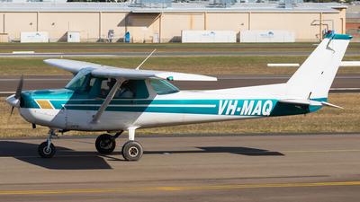 VH-MAQ - Cessna 152 - Basair