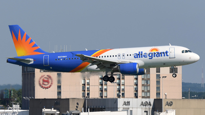 A picture of N274NV - Airbus A320214 - Allegiant Air - © DJ Reed - OPShots Photo Team