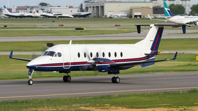 A picture of CGHCS - Beech 1900D - Sunwest Aviation - © C. v. Grinsven