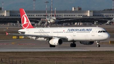A picture of TCJRC - Airbus A321231 - Turkish Airlines - © giorgio parolini