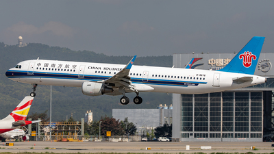B-8676 - Airbus A321-211 - China Southern Airlines