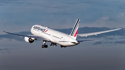 F-HRBA - Boeing 787-9 Dreamliner - Air France