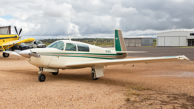 A picture of VHMVO - Mooney M20J - [240579] - © Mark B Imagery