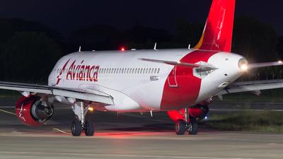 N862AV - Airbus A320-214 - Avianca