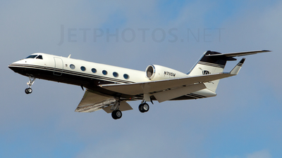 N711SW - Gulfstream G450 - Private