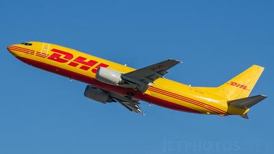 9G-AGL - Boeing 737-4Q8(SF) - DHL (Air Ghana)