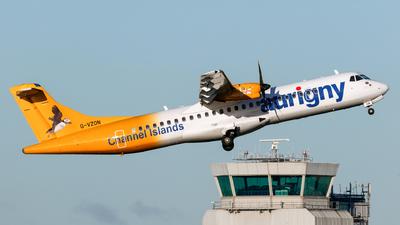 G-VZON - ATR 72-212A(500) - Aurigny Air Services