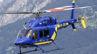 HB-ZUD - Bell 429 Global Ranger - Lions Air