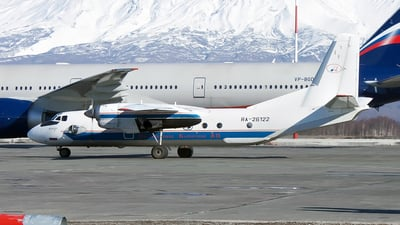 RA-26122 - Antonov An-26-100 - Petropavlovsk-Kamchatskoe Aviation Enterprise