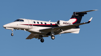 N454TX - Embraer 505 Phenom 300 - Private