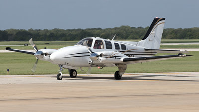 N58PA - Beechcraft 58P Baron - Private
