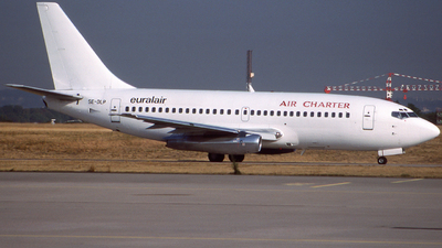 SE-DLP - Boeing 737-205 - Euralair International