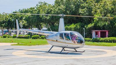 PP-LPI - Robinson R44 Raven II - Private
