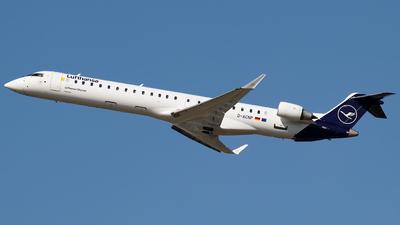 A picture of DACNP - Mitsubishi CRJ900LR - Lufthansa - © Schmidt Attila