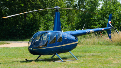 SP-ZOS - Robinson R44 Raven - Private